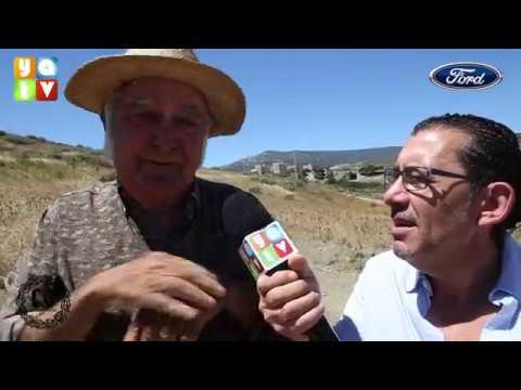 Guillermo Cana un pastor en la cuerda floja