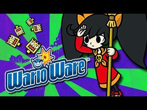 Ashley (WarioWare) - Underrated Video Game Characters