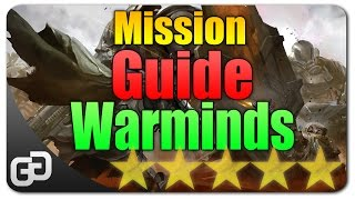 Destiny Complete Mission Guide Warminds