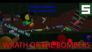 ROBLOX: Wrath of the bombers - thomasfan099 - Recommended Gameplay nr.0702 World 5