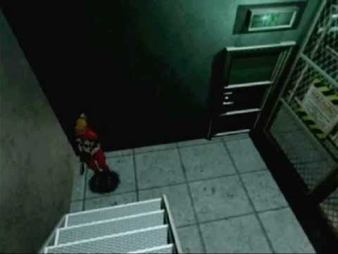 RESIDENT EVIL 1.5 - Zone 116 Heliport Stairs - ELZA/LEON