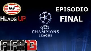 FIFA 13 | Champions League | FINAL | Heads Up - Colossus | By DjMaRiiO