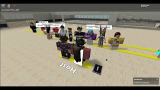 Roblox | Iceberg Hotels | Hosting Trainings!