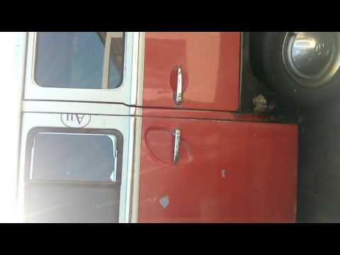 Het klus project aan mijn vw busje, de hippie bus