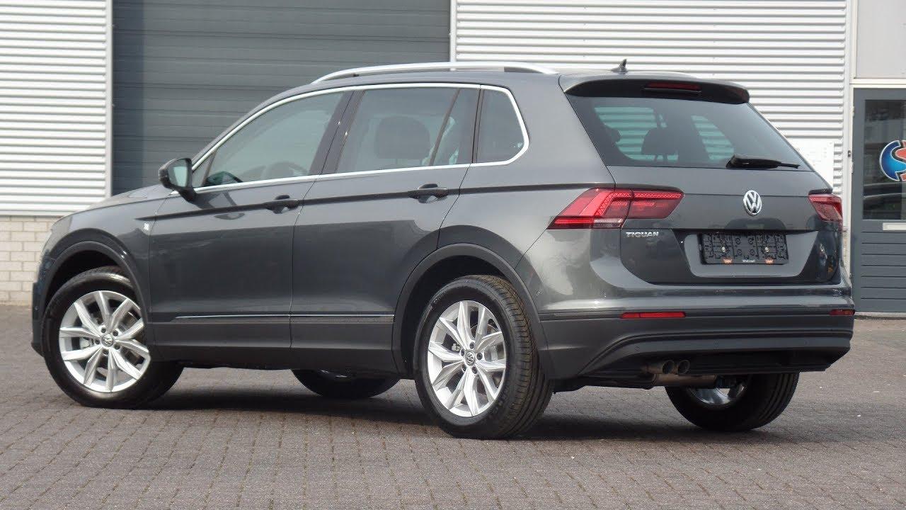 Volkswagen NEW 2018 Tiguan Comfortline Indium Grey ...