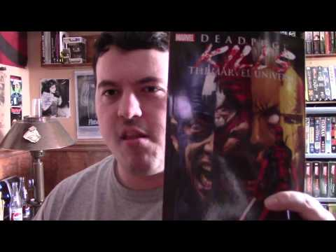 Deadpool Kills The Marvel Universe By Cullen Bunn(Book