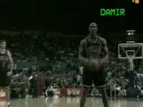 Michael Jordan 1998 Regular Season Accomplishments