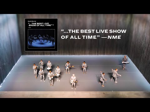 """David Byrne - """"…The Best Live Show of All Time"""" —NME* (Trailer)"""