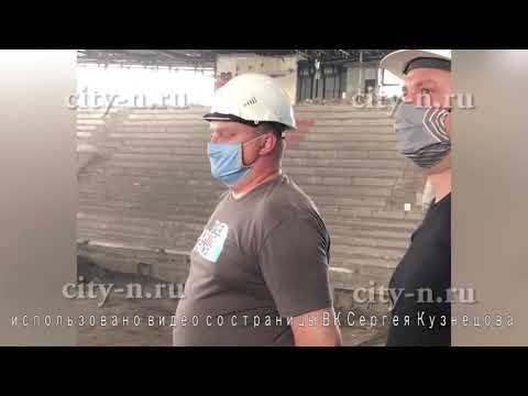 Дворец спорта Кузнецких Металлургов переживает своё третье рождение