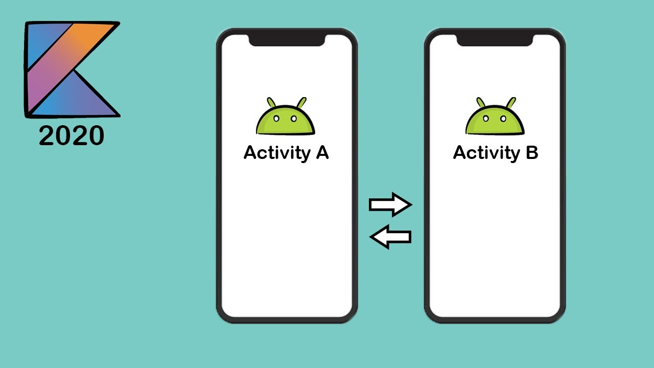How to Open a New Activity With a Button in Android Studio [Kotlin 2020]