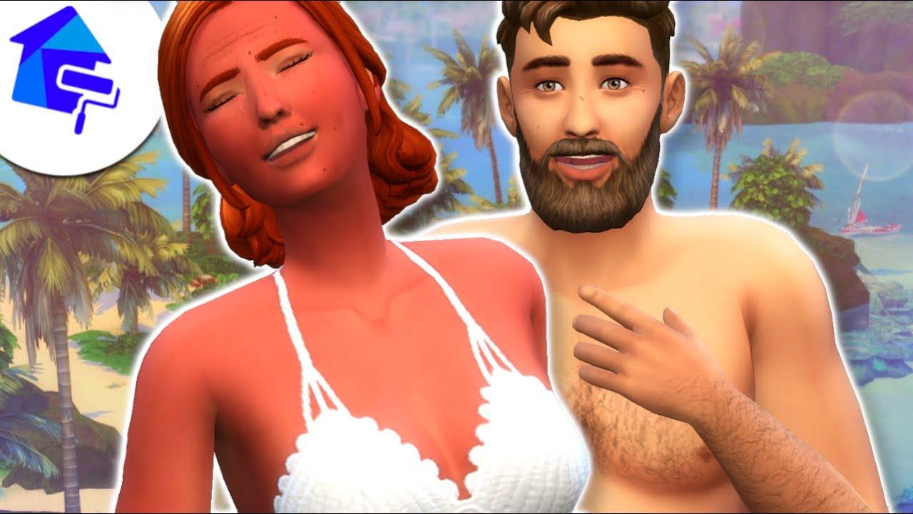 Au programme : Vacances & incendie ! EP6 ☀️🔥    Gameplay Sims 4