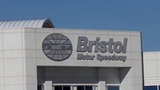 Visiting Bristol Motor Speedway