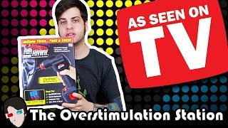 Air Hawk Cordless Tire Inflator: Unboxing and Demonstration