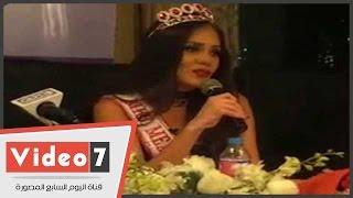 ملكة جمال المكسيك: مصر بها جنة تحت الماء