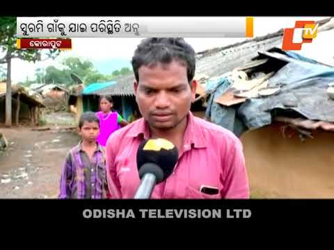 Unknown disease scare grips Koraput village | Odisha Breaking News - OTV