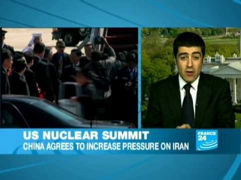US nuclear summit: China agrees to  increase pressure on Iran