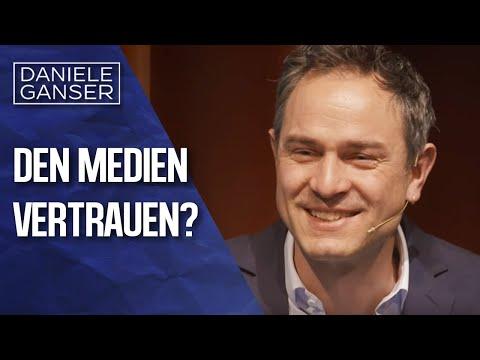 """Dr. Daniele Ganser: """"Können wir den Medien vertrauen?"""" (Basel 3.3.2018)"""
