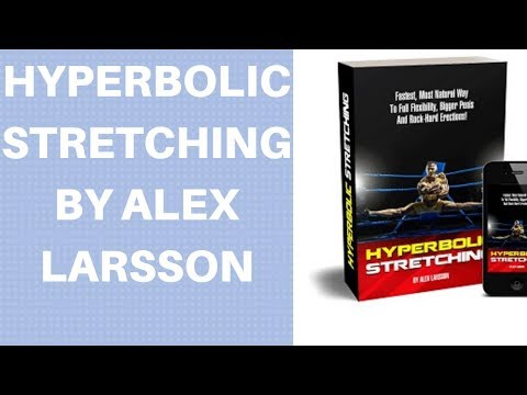 Hyperbolic Stretching By Alex Larsson - Hyperbolic Stretching Review