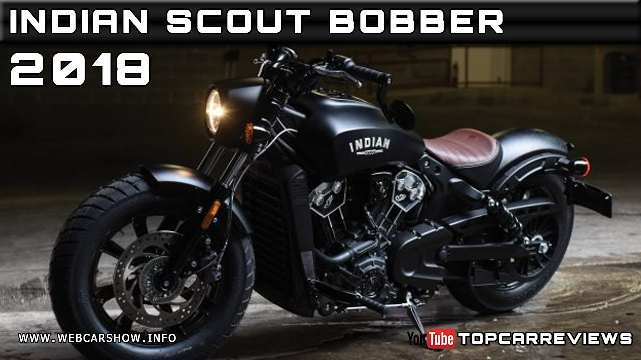 2018 indian scout bobber review rendered price specs release date
