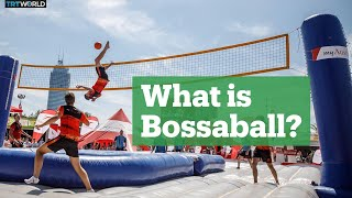 What is Bossaball: The best sport you've never heard of