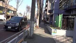 Cycling And Rambling W/Luke In Tokyo 1/26/2015