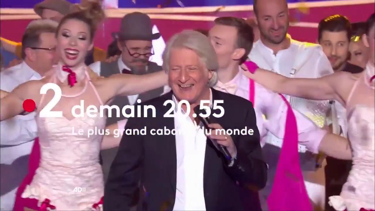 Le Plus Grand Cabaret Du Monde Bande Annonce Du Samedi 3 Fevrier