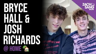 "Bryce Hall & Josh Richards Talk ""Still Softish"", Tiktok Drama & Addison Rae"