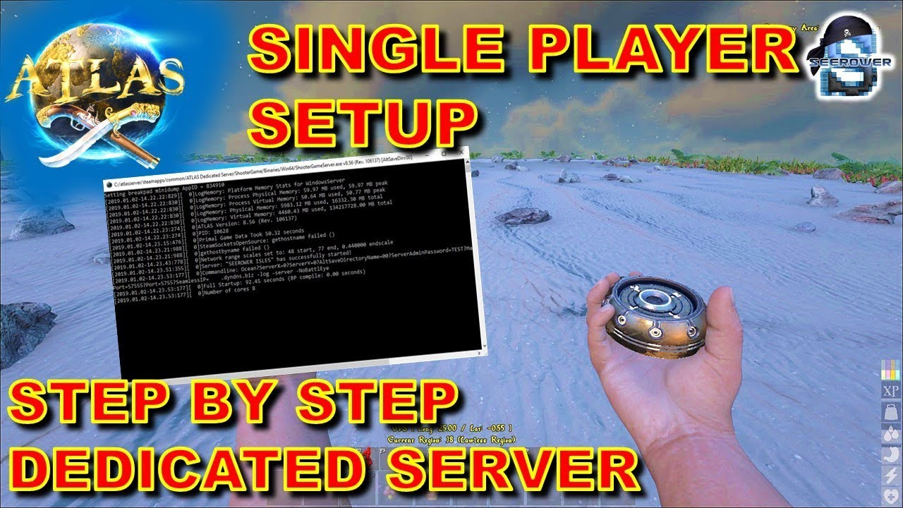 Dedicated server definition examples e