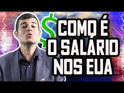 SALARIOS NOS EUA-