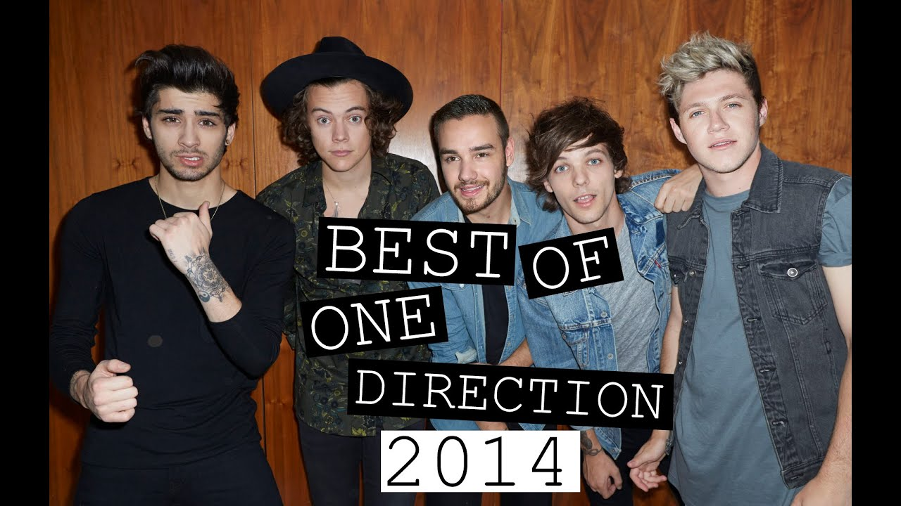 One Direction's Best Bits of 2014