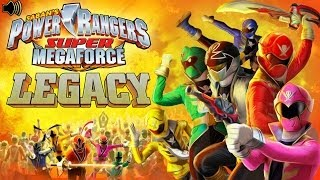 Power Rangers : Super Megaforce Legacy (FULL EPİSODE) -Tentacle-Subs-Mines-Frozen-Complex