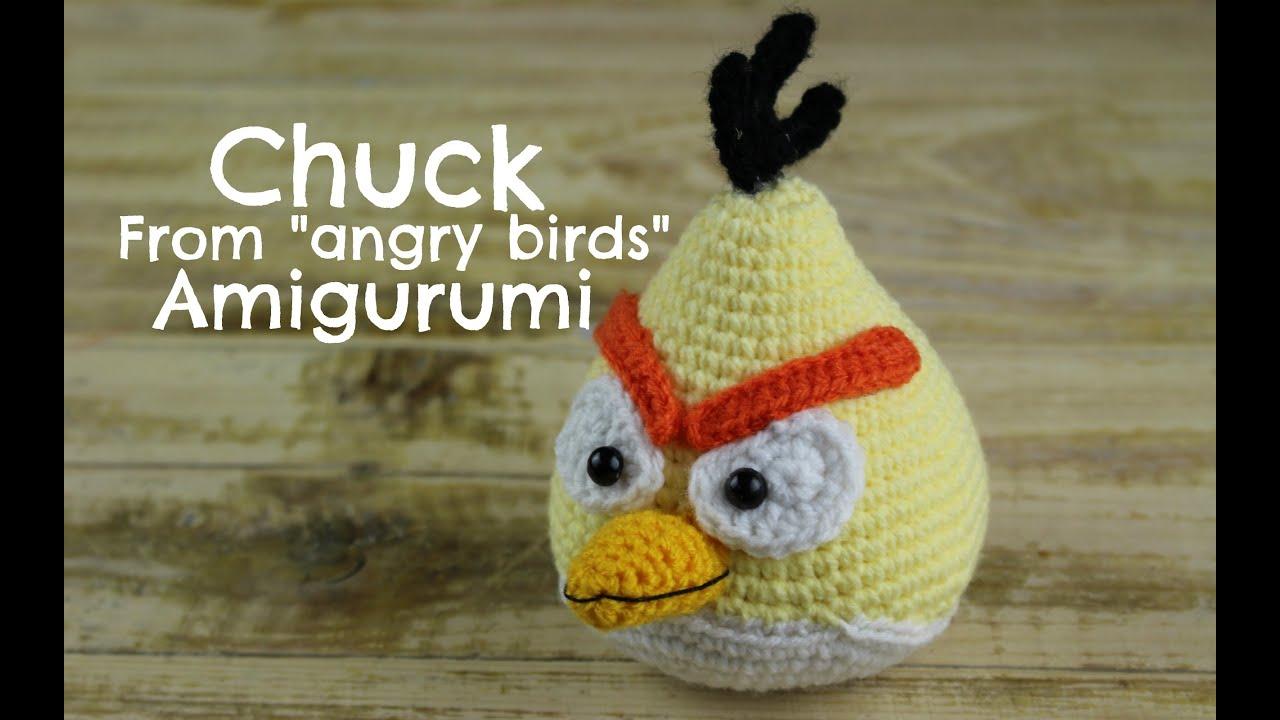 Amigurumi Bird Tutorial : Tutorial amigurumi angry bird bird amigurumi fur bird free