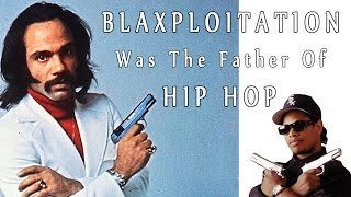 NWA ~ Straight Outta Compton ~ Blaxpoitation Was The Father Of Hip Hop