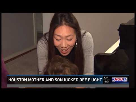 Houston mother, family kicked off Spirit flight