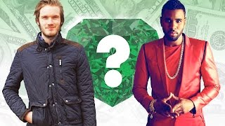 WHO'S RICHER? - PewDiePie or Jason Derulo? - Net Worth Revealed!