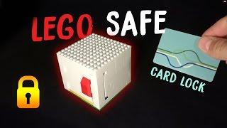 LEGO Safe With Card Key V4