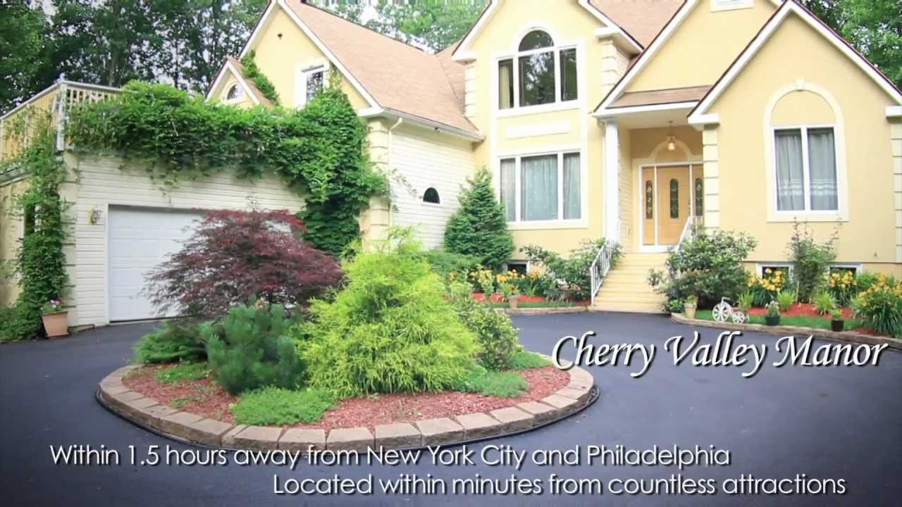 Cherry Valley Manor Bed And Breakfast Pocono Mountains