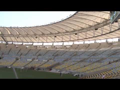 Conozca el estadio Maracaná