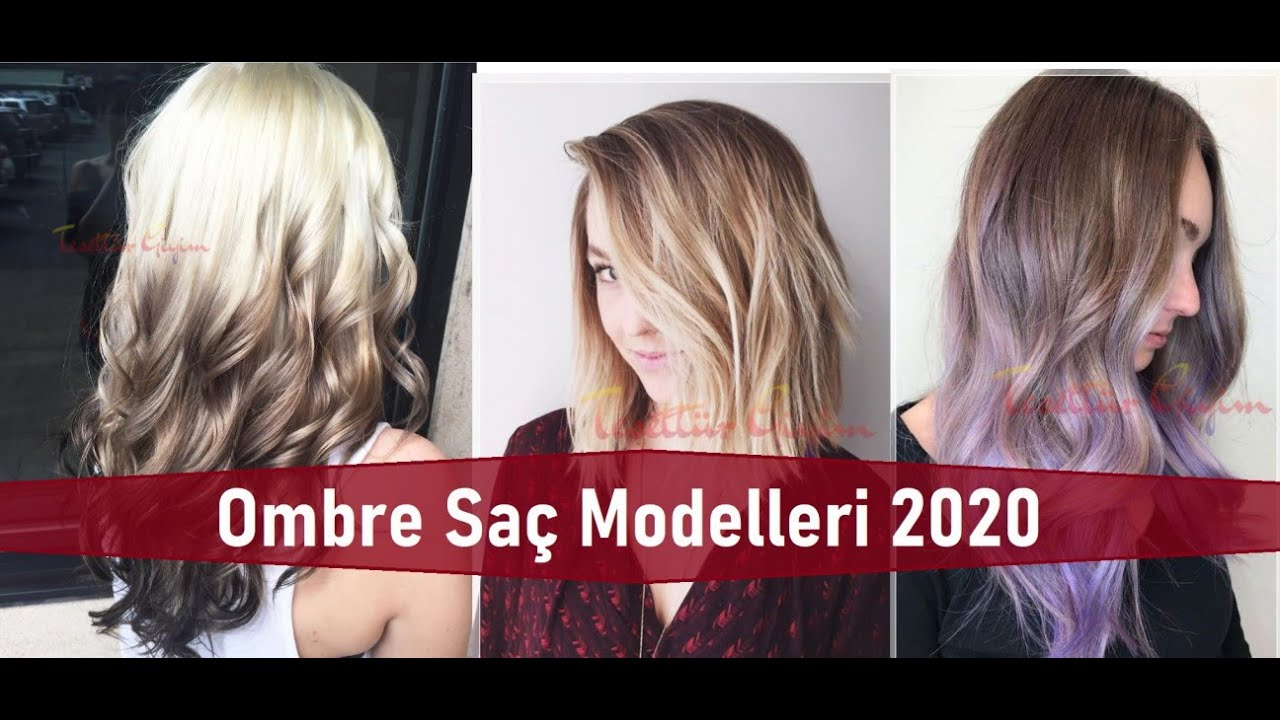 Ombre Sac Modelleri 2020 Tesettur Giyim