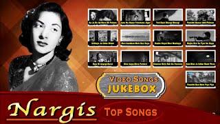 Best of Nargis | Video Songs Jukebox | HD