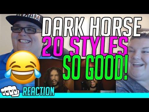 Katy Perry  Dark Horse  Ten Second Songs REACTION!!🔥