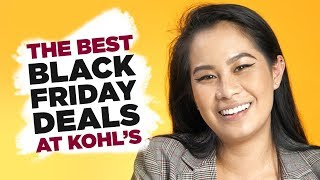The Best Deals From Kohl's Black Friday 2019 Ad