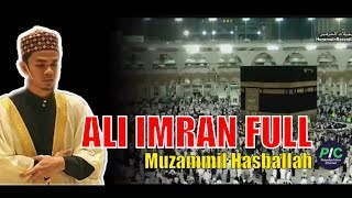 Ali Imran - Muzammil Hasballah [FULL 2018]