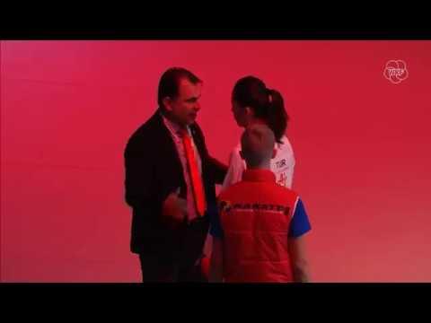 Meltem Hocaoğlu Akyol (TUR) - Sofya Berultseva (KAZ) - 2019 Karate 1 Premier Lig Moskova