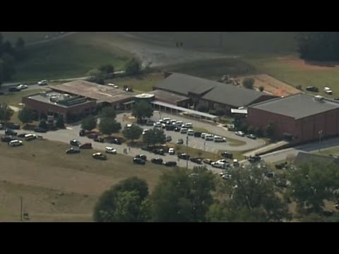 Shooting at South Carolina elementary school
