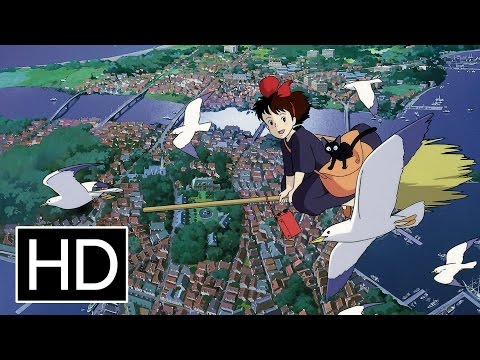 Kiki's Delivery Service is listed (or ranked) 6 on the list The Best Movies Directed by Hayao Miyazaki