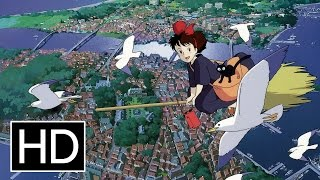 Kiki's Delivery Service - Official Trailer Video