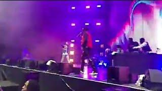 Wizkid and Runtown Live performance at the starboyfest 2019 #starboyfest