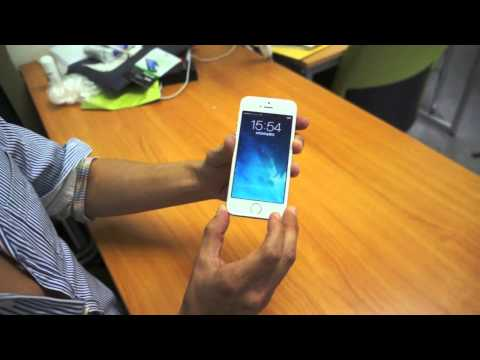 iPhone 5s 已被证实可用乳头(乳纹)解锁...