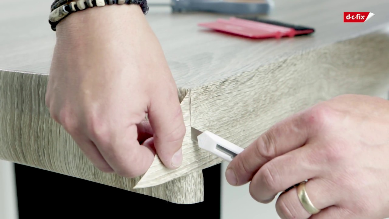 How to give a plain door a real wood look & How to give a plain door a real wood look - YouTube